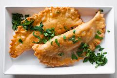 Empanadas Royalty Free Stock Photos