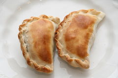 Empanadas. Traditional food of Argentina Stock Images