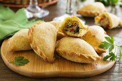 Empanadas immagine stock