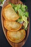 Empanadas Photo libre de droits