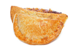 Empanadas argentinas, typical argentine stuffed pastries Royalty Free Stock Images