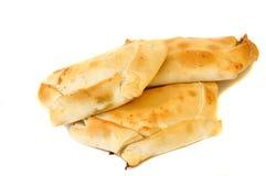 Empanadas chiliens délicieux Photographie stock libre de droits