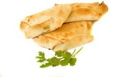 Empanadas chiliens délicieux Images stock
