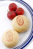 Empanadas chinas del espino Foto de archivo