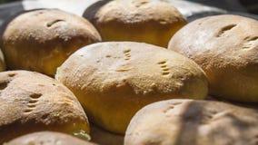 Empanadas con la col Imagenes de archivo