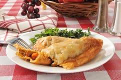 Empanadas da galinha Imagem de Stock Royalty Free