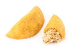 Empanadas dal Sudamerica Fotografia Stock Libera da Diritti