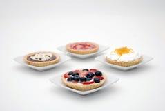 Empanadas de la fruta Fotografía de archivo libre de regalías