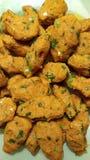 Empanadas del Bulgur Fotos de archivo