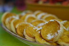 Empanadas hechas en casa Imagenes de archivo