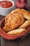 Empanadas, Latin American mini pie Stock Image