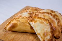 Empanadas Od Argentyna w garnku zdjęcia stock