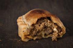Empanadas, repas sur le pouce argentin Photographie stock libre de droits