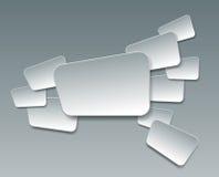 Empapele el fondo del vector Imágenes de archivo libres de regalías