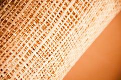 Empaquetado de la paja Textura Fotografía de archivo libre de regalías