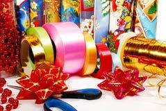 empaquetage de cadeau Image stock