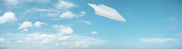 Empaquetez l'avion Photo libre de droits