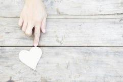 Empaquetez le coeur Image stock