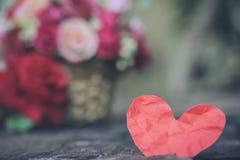 Empaquetez le coeur Image libre de droits