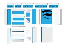 Empaquetez les graphismes Illustration de Vecteur