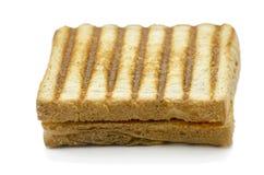 Emparedado tostado Fotografía de archivo