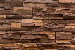 Emparede el fondo, viejo fondo marrón de la textura de la pared de ladrillo textura de la pared de ladrillo fotos de archivo libres de regalías