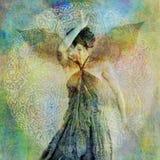 Empath protegido Imagen de archivo libre de regalías