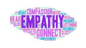 Empathy Animated Word Cloud