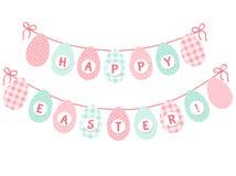 Empavesado lindo de Pascua