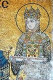 Emperatriz Zoe, Hagia Sofía en Estambul Imagen de archivo