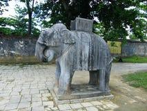 Empereur Minh Mang, tonalité Vietnam de tombeau Photos stock