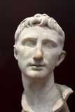 Emperor Augustus Stock Photography