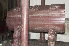 Emperor Frederick II of Hohenstaufen sarcophagus royalty free stock image