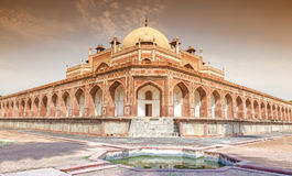 Emperor Humayun,s tomb Stock Photography