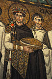 Emperor Justinian Royalty Free Stock Photography