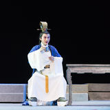 "Emperor life is difficult to violate- imperial harem or seraglio-Jiangxi opera ""Red pearl"" Royalty Free Stock Photos"