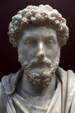 Emperor Marcus Aurelius Royalty Free Stock Photo