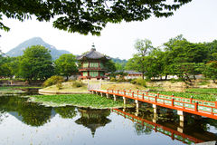 Emperor Palace At Seoul Royalty Free Stock Photo