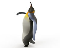 Emperor penguin Royalty Free Stock Photo