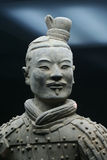 The Emperor Qin's Terracotta Warriors Royalty Free Stock Photography