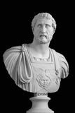 Emperor of the Roman Empire Publius Aelius Traianus Hadrianus (I Stock Photo