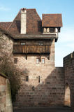 Emperor's castle, Nuremberg Germany Stock Photo