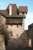 Emperor's castle, Nuremberg Germany Stock Photo