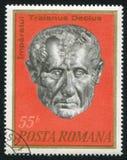 Emperor Trajan Stock Photography