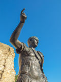 Emperor Trajan Statue Royalty Free Stock Photo