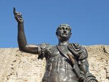 Emperor Trajan Statue Royalty Free Stock Image