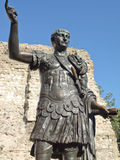 Emperor Trajan Statue Stock Photos