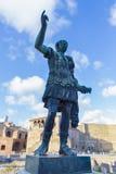 Emperor Trajan Royalty Free Stock Photos