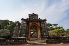 Emperor Tu Duc's Tomb - Hue, Vietnam.  stock image