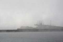 Empfang, Dock, Pier und Ladenrampe Stockbilder
